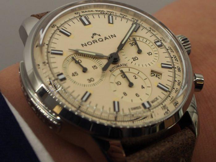 取り扱い開始!新ブランド「ノルケイン」が実現した本物のスイス時計に感動! -NORQAIN 鹿児島店からのお知らせ -P4250049-700x525