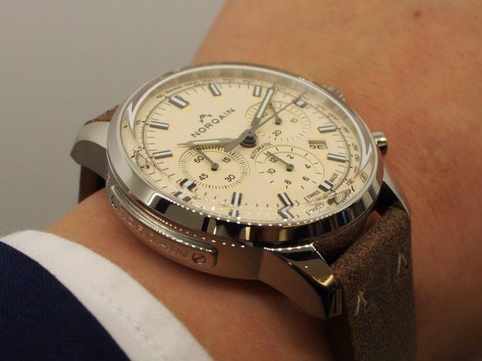 取り扱い開始!新ブランド「ノルケイン」が実現した本物のスイス時計に感動! -NORQAIN 鹿児島店からのお知らせ -P4250057-700x525