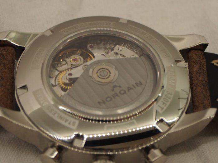 取り扱い開始!新ブランド「ノルケイン」が実現した本物のスイス時計に感動! -NORQAIN 鹿児島店からのお知らせ -P4250065-700x525