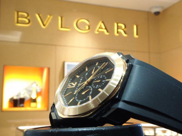 高性能クロノグラフとイタリアンデザインの融合「ブルガリ オクト ヴェロチッシモ」-BVLGARI -P5110122-700x525