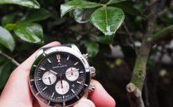 本格機械式時計ブランドの上質なラバーベルト「ノルケイン アドベンチャー スポーツ クロノ オート」