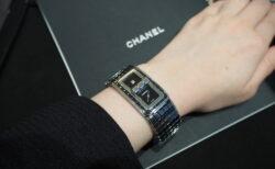 時計業界に新しい風を吹き込む!今までにない腕時計、シャネル「コード ココ」