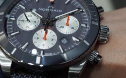 世界限定300本!細部までこだわり抜かれた本格機械式時計「ノルケイン アドベンチャースポーツ クロノ オート」