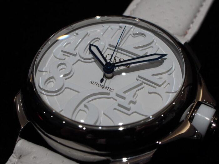 真っ白な腕時計!オッソイタリィの新作ドミナーレが入荷!!-OSSO ITALY -P6060080-700x525