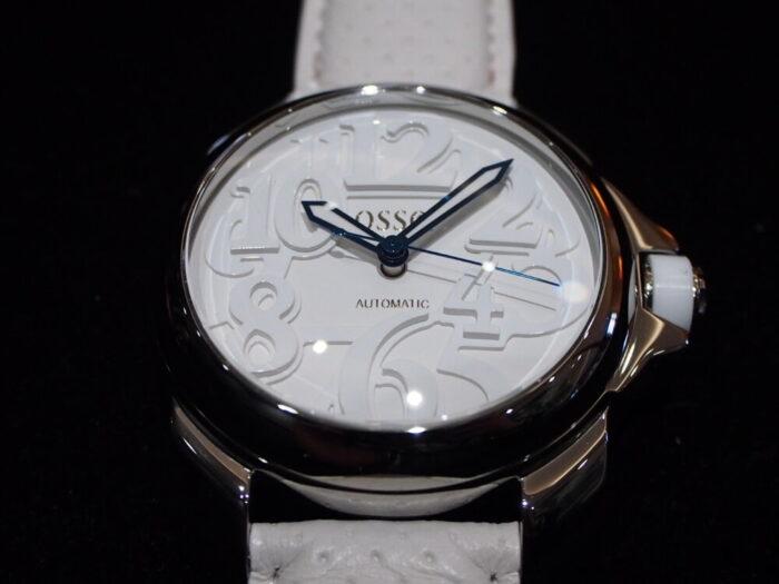 真っ白な腕時計!オッソイタリィの新作ドミナーレが入荷!!-OSSO ITALY -P6060081-700x525