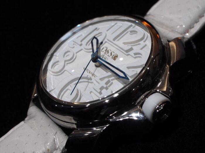 真っ白な腕時計!オッソイタリィの新作ドミナーレが入荷!!-OSSO ITALY -P6060099-700x525