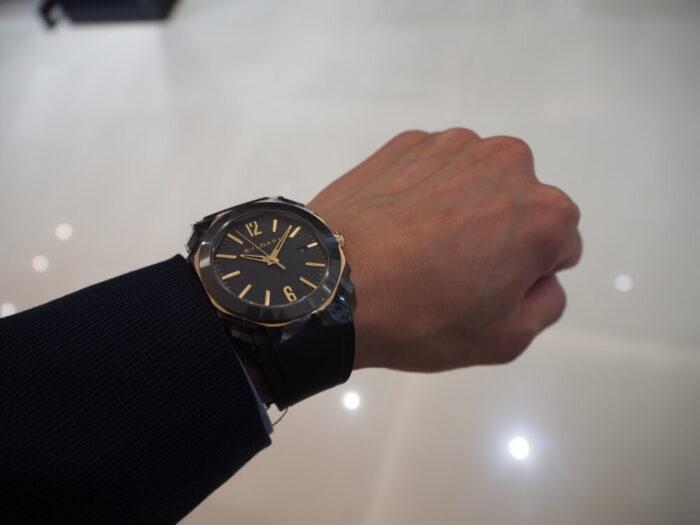 【ブルガリ】今季一の大人気モデル。「オクト オリジナーレ」-BVLGARI -P6130019-700x525