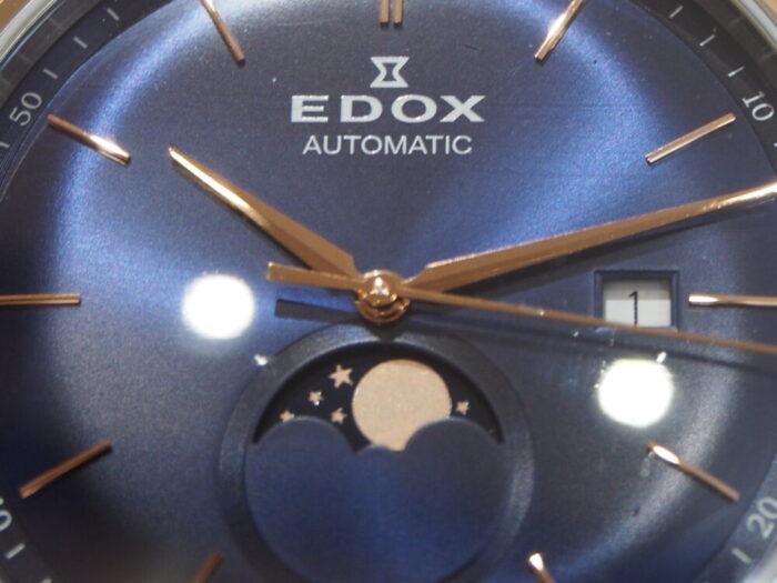 この美しい時計は? レ・ヴォベール ラ・グランデ ルーン オートマチック-EDOX -P7010093-700x525