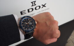 ダイバーズウォッチは海だけじゃない!!休日が楽しみになる腕時計/EDOX クロノオフショア1