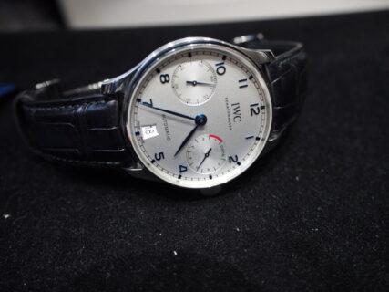 ご自身の時計を世界に一つだけのオンリーワン時計に!!【ジャン・ルソー×ポルトギーゼ・オートマティック】