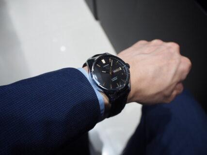 シンプルで一生使えるデザインの時計「タグ・ホイヤー カレラ キャリバー5 デイデイト」