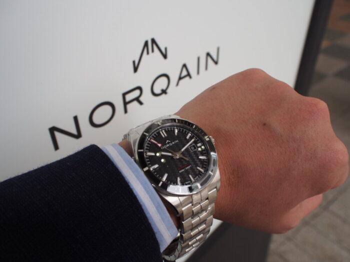 独自の個性と高品質かつ適正価格のスイス製腕時計を製造するノルケイン-NORQAIN -P9210592-700x525