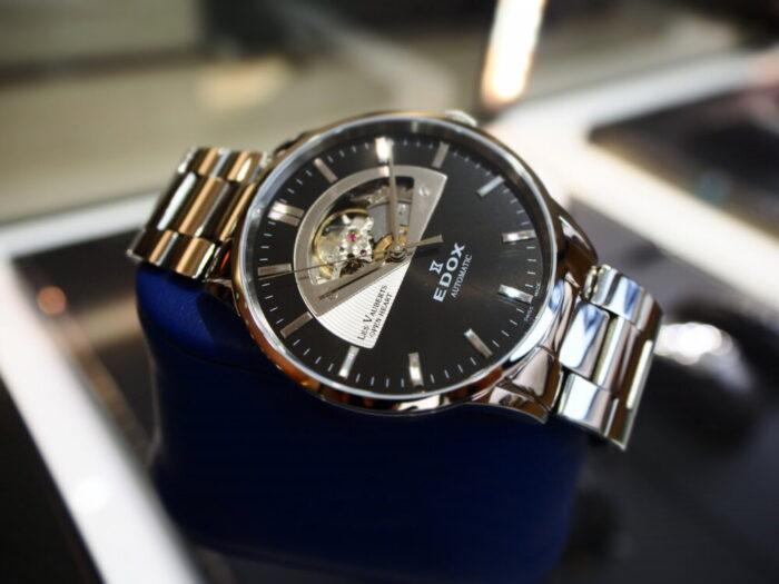 10万円台で手に入る機械式時計!EDOX「レ・ヴォベール オープンハート オートマティック」-EDOX スタッフのつぶやき -P9230621-700x525