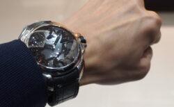 ラグビー日本代表選手が公式アンバサダーのオッソ・イタリィは、イタリアンデザインのエレガントな時計。「ヴィゴローソ BG01]
