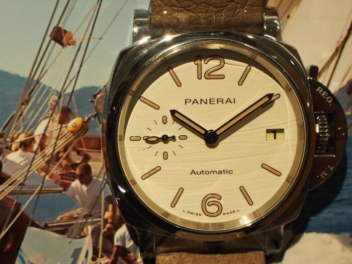 パネライ史上・最小モデル「ルミノール ドゥエ 38mm」-PANERAI フェア・イベント情報 -PA140086-700x525