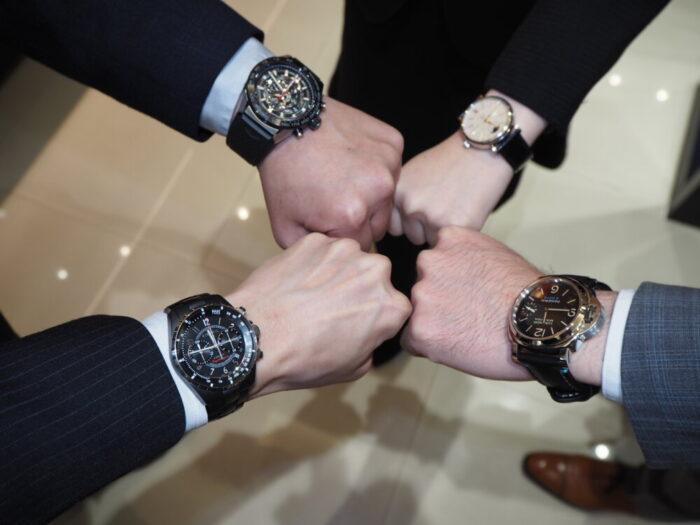 本日が2019年最後の営業です! oomiya鹿児島店へ腕時計を見に行こう!!-鹿児島店からのお知らせ フェア・イベント情報 スタッフのつぶやき -PC300221-700x525