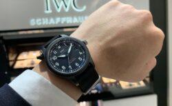 2019年新作が初入荷!!IWC パイロットウォッチ オートマティック トップガン