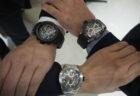 センスが光る、シャネルらしい腕時計「プルミエール ロック」(H3749)