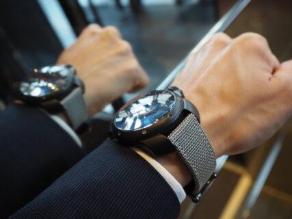 存在感のあるオシャレな時計。「オッソイタリィ ヴィゴローソ ラッフィナート」