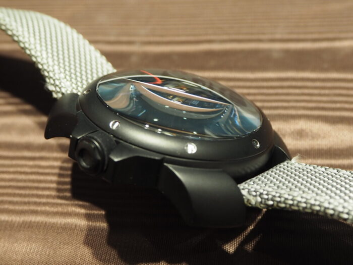 存在感のあるオシャレな時計。「オッソイタリィ ヴィゴローソ ラッフィナート」-OSSO ITALY -P1090309-700x525