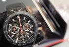一流ファッションブランドの時計はどんな服装にも合わせやすい!!シャネル「J12 ファントム」(H6345/H6346)