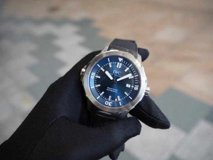 """良い時計を気兼ねなく日常使いしたいのなら、IWC「アクアタイマー・オートマティック """"エクスペディション・ジャック=イヴ・クストー""""(IW329005)」-IWC -P1310593-700x525"""
