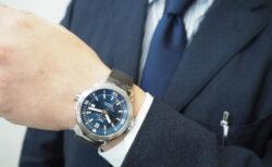 """良い時計を気兼ねなく日常使いしたいのなら、IWC「アクアタイマー・オートマティック """"エクスペディション・ジャック=イヴ・クストー""""(IW329005)」"""