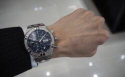 【モーリス・ラクロア】男らしく力強いデザインの時計「アイコン オートマティック クロノグラフ」