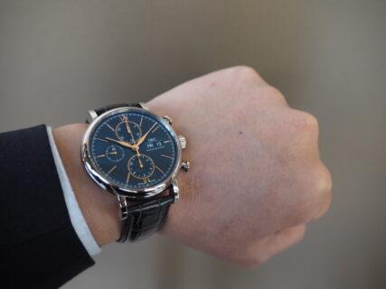 【新作】スタイルに長けた自動巻き腕時計 / IWC ポートフィノ・クロノグラフ 入荷