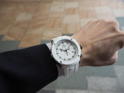 【エドックス】海に付けていきたくなる時計「クロノオフショア1 クロノグラフ」
