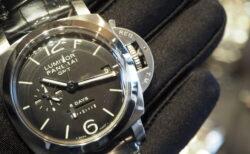 惜しまれつつも生産終了…。パネライ「ルミノール 8デイズ GMT(PAM00233)」