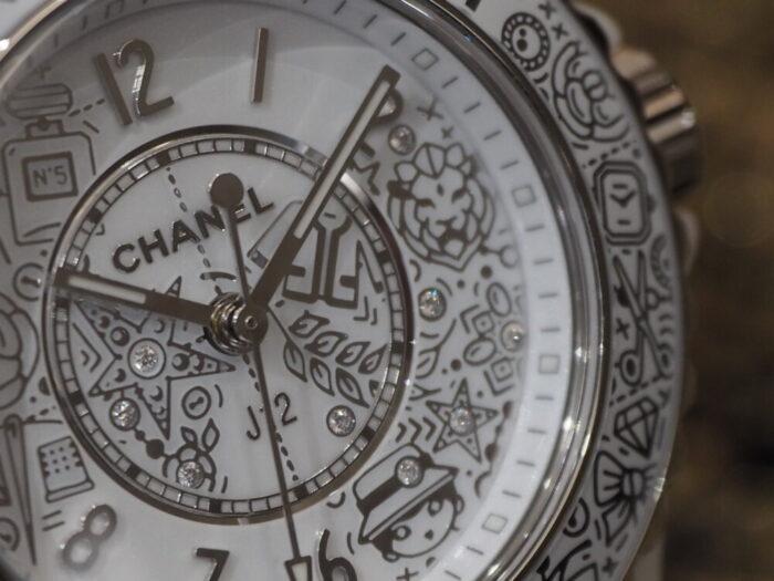 【シャネル】2020年新作、CHANEL好きには堪らない時計です。「J12・20」-CHANEL -P5020404-700x525