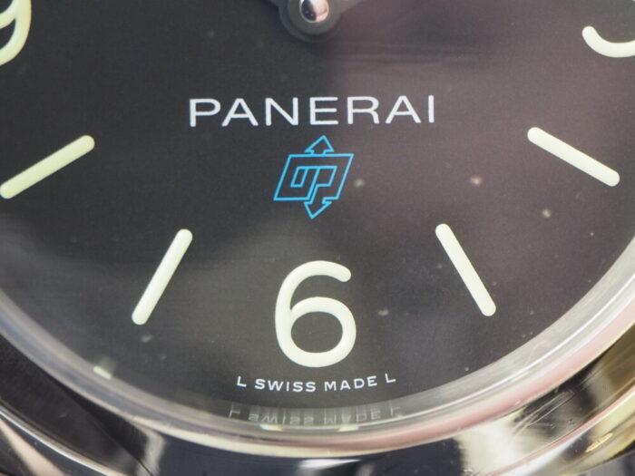 現代に蘇ったクラシックシリーズ…。 パネライ「ルミノール ベースロゴ」-PANERAI スタッフのつぶやき -P5120019-700x525