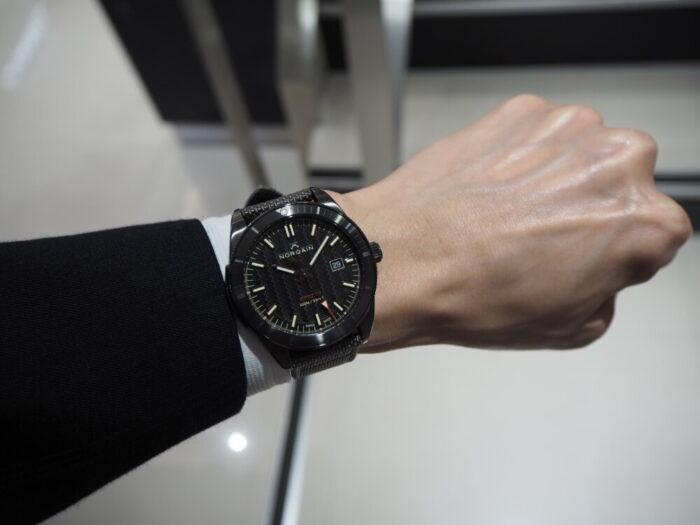 【ノルケイン】スポーティーで男らしい時計「アドベンチャースポーツ オートDLC」-NORQAIN -P5170008-700x525