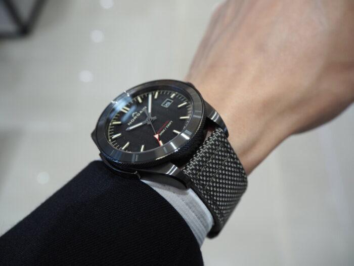 【ノルケイン】スポーティーで男らしい時計「アドベンチャースポーツ オートDLC」-NORQAIN -P5170009-700x525