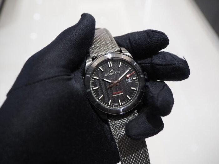 【ノルケイン】スポーティーで男らしい時計「アドベンチャースポーツ オートDLC」-NORQAIN -P5170010-700x525