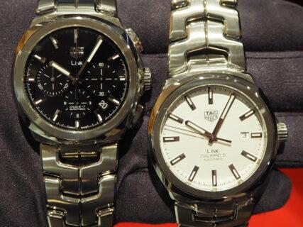 世代を越えて愛され続ける シンプル時計「タグ・ホイヤー リンク」