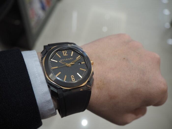 ブルガリだから出来る古典とモダンの融合+高い芸術性を兼ね備えた腕時計/オクト-BVLGARI -P5240057-700x525