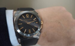 ブルガリだから出来る古典とモダンの融合+高い芸術性を兼ね備えた腕時計/オクト