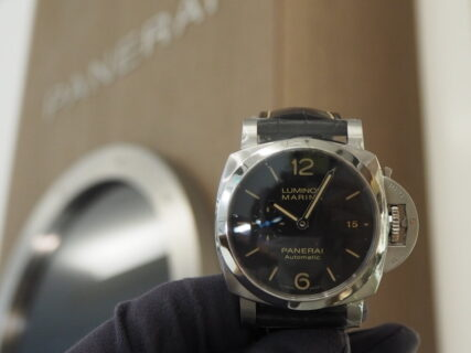 これからの季節・日常使いに高級ダイバーズ時計「パネライ ルミノール」