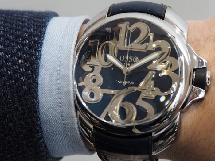 この夏着けたくなる魅力が詰まったイタリア時計 オッソイタリィヴィゴローソ SN01-OSSO ITALY スタッフのつぶやき -P6020186-700x525