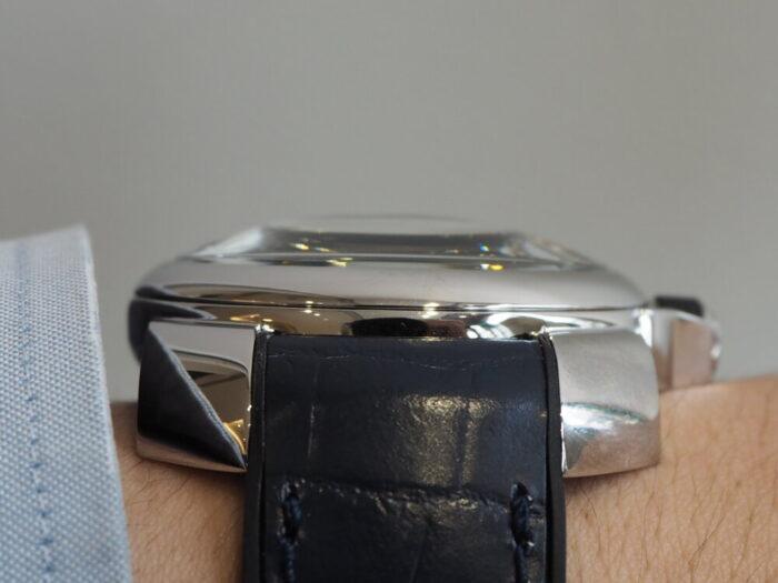 この夏着けたくなる魅力が詰まったイタリア時計 オッソイタリィヴィゴローソ SN01-OSSO ITALY スタッフのつぶやき -P6020187-700x525