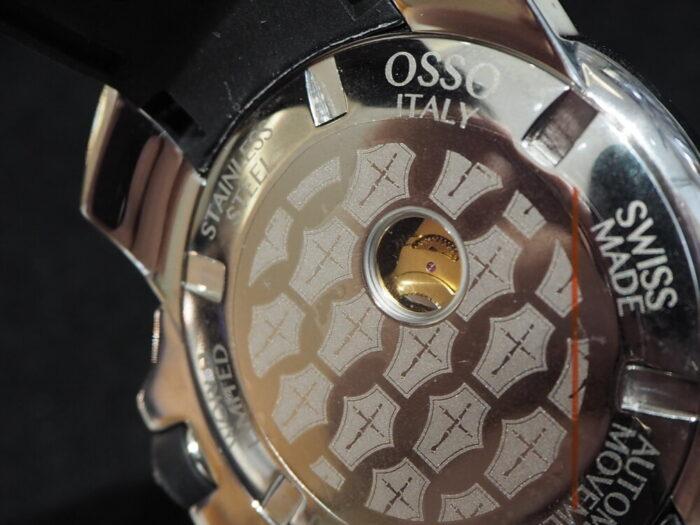 この夏着けたくなる魅力が詰まったイタリア時計 オッソイタリィヴィゴローソ SN01-OSSO ITALY スタッフのつぶやき -P6020190-700x525