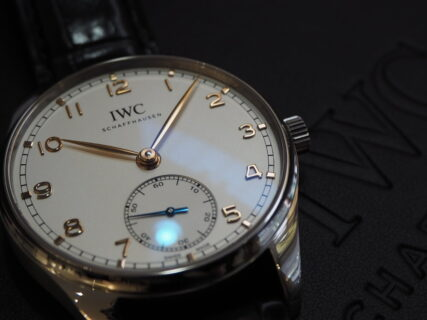 【IWC】2020年新作モデル入荷しました。「ポルトギーゼ・オートマティック 40」(IW358303)
