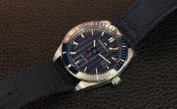 【ノルケイン】ブルーの時計をお探しの方必見。旅に出たくなる時計「アドベンチャー スポーツオート」