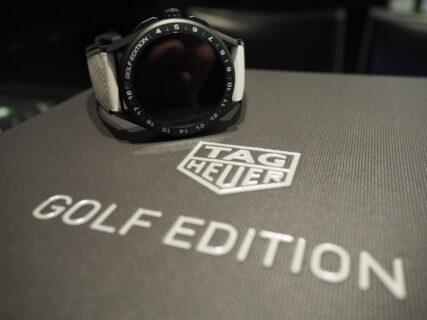 ついに解禁…。2020年最新・限定モデル「タグ・ホイヤー コネクテッド ゴルフエディション」
