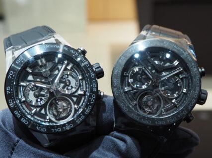 """複雑時計""""トゥールビヨン""""が100万円台で手に入る!?「タグ・ホイヤー ホイヤー02 トゥールビヨン」"""