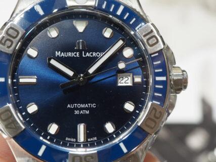 【モーリス・ラクロア】コスパ最強の実用時計「アイコン ベンチュラー」