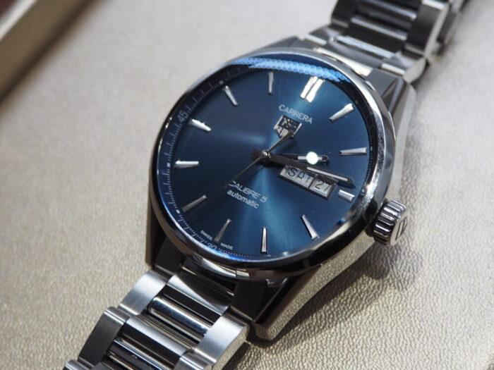 【ジャン・ルソー】お使いの時計が大変身します。オリジナルオーダーベルトでオンリーワンに。-TAG Heuer Jean Rousseau -P6270500-700x525