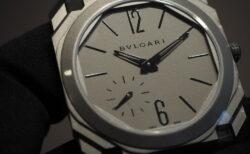 薄型時計は本来のフォーマルに回帰させてくれます オクト フィニッシモ 102711